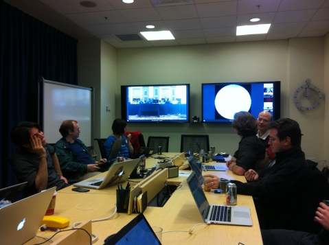 W3C TPAC 2013 - WebRTC WG Meeting
